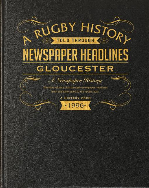 Gloucester rugby book