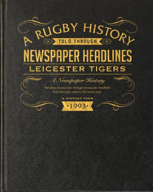 Leicester tigers book