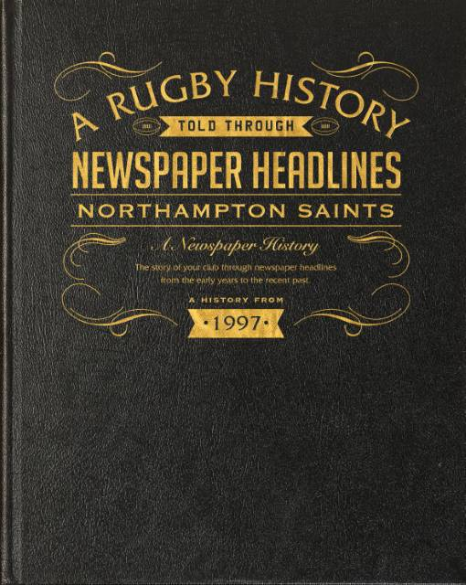 Northampton rugby book