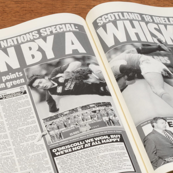 History of Rugby Six Nations book
