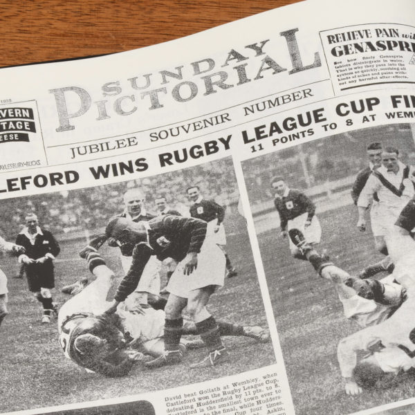 History of Rugby League book