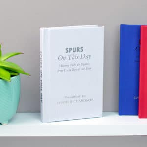 Tottenham Hotspur On This Day Book
