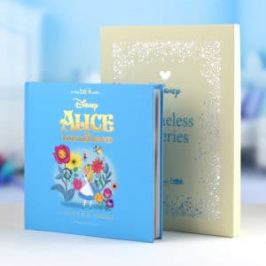 Alice in Wonderland story book