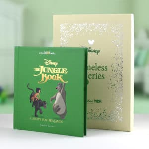Jungle book story book