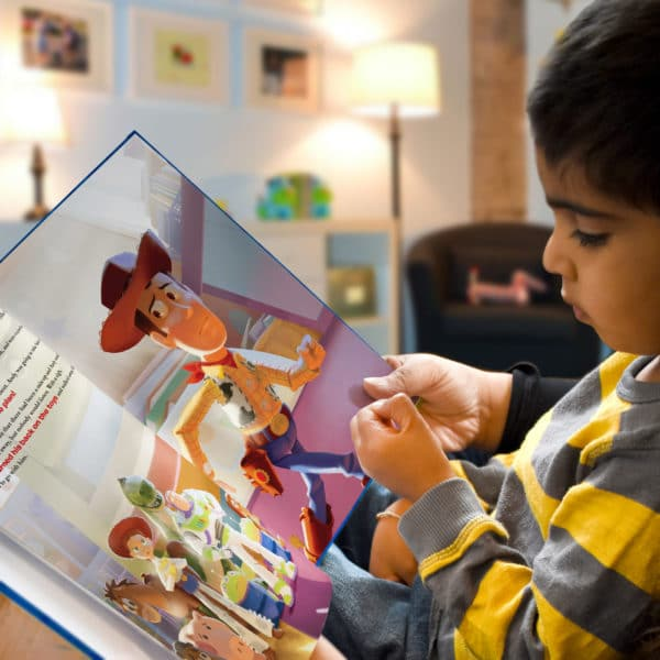 Personalised Toy Story 3 Book