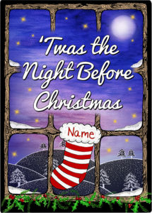 'Twas the Night Before Christmas Book
