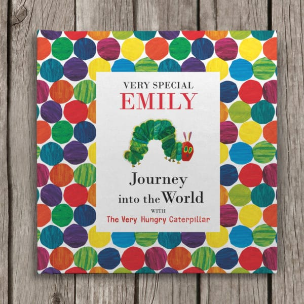 Very Special You Hungry Caterpillar Book