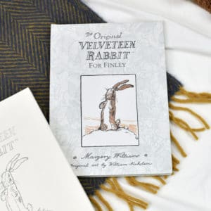 Velveteen Rabbit Personalised Edition