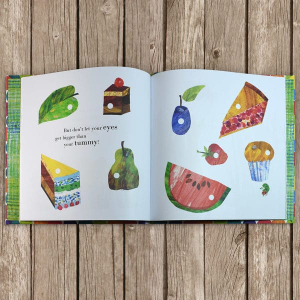Hungry Caterpillar Very Special You Book