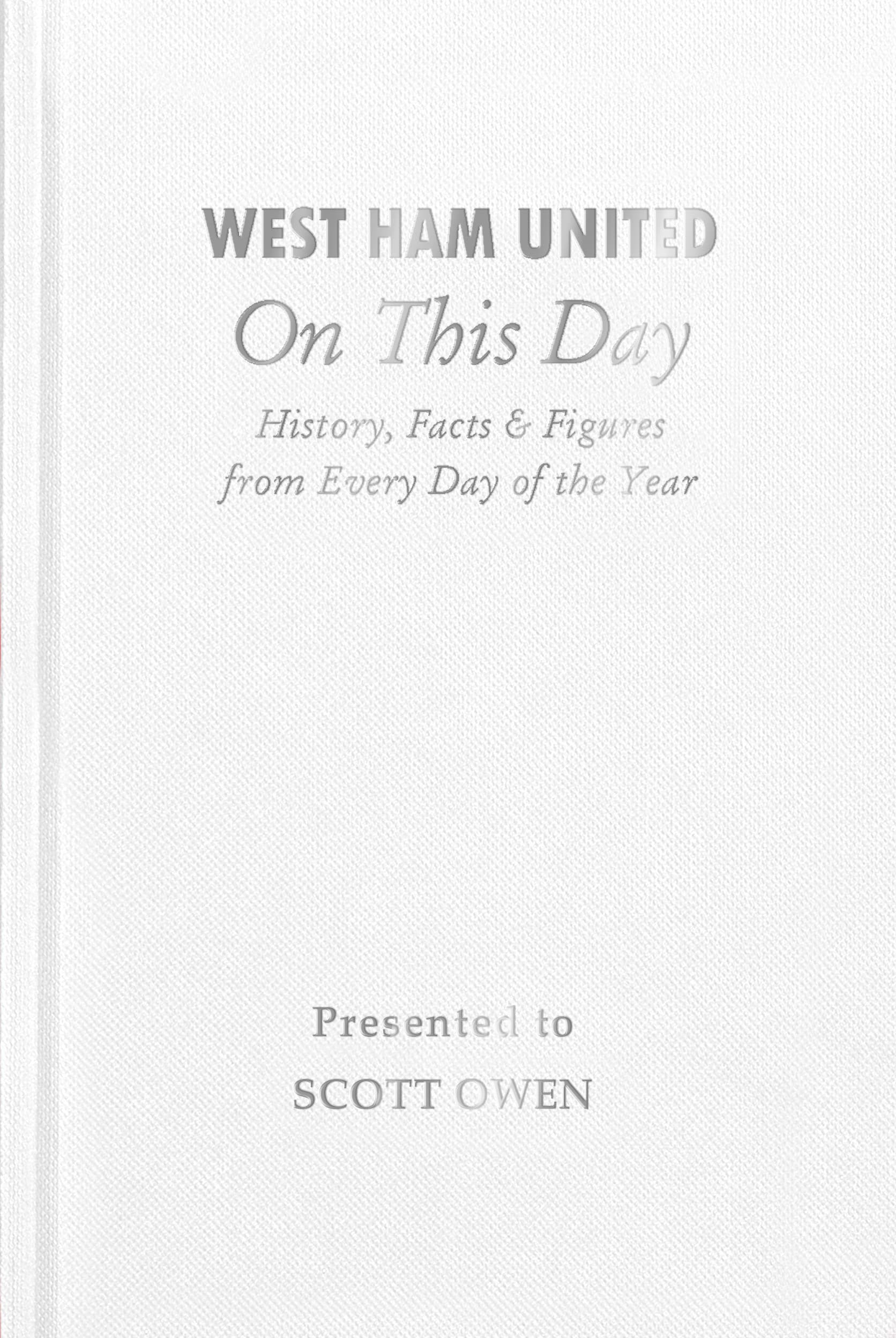 West Ham Football History Facts