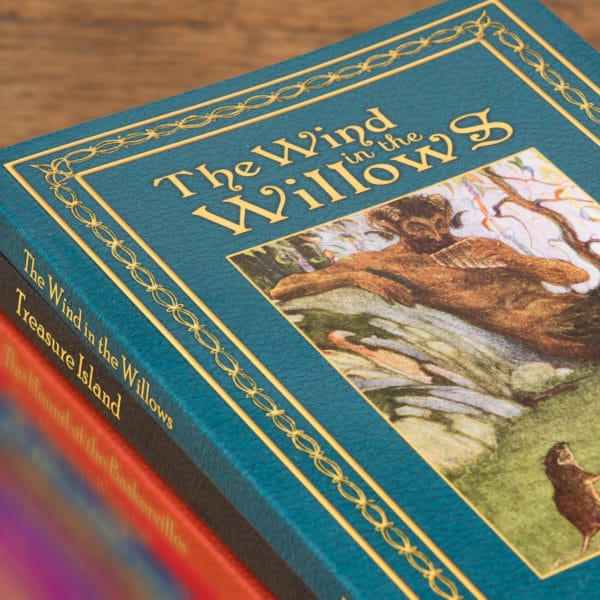 The Wind in the Willows Novel