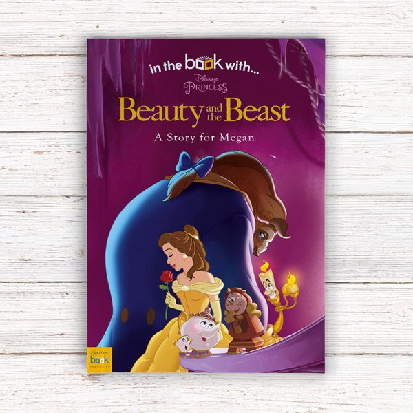 beauty and the beast book