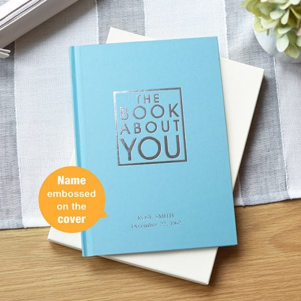 the book about you