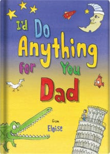 anything for dad book