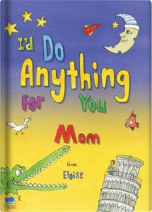 anything for mum book