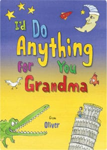 anything for grandma book