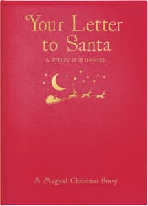 Letter to Santa story