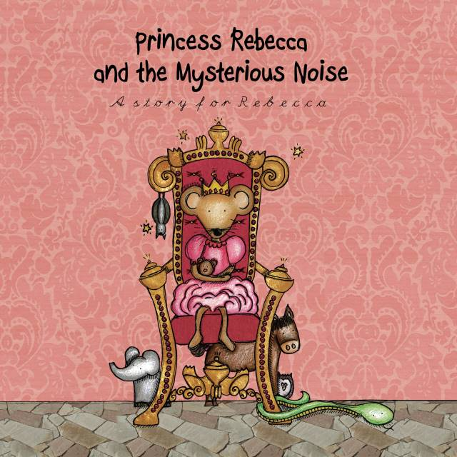 Princess mysterious noise book