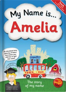 My Name Is... book