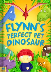 personalised dinosaur book