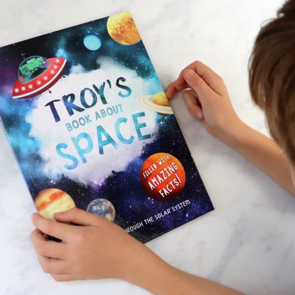 Book about Space