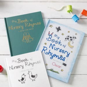 Personalised Nursery Rhymes