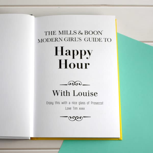 Mills and Boon Modern Guide to Happy Hour