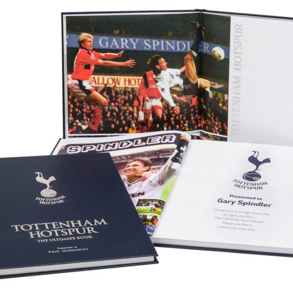 Ultimate Spurs Collection Book