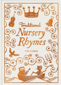 Personalised traditional nursery rhymes