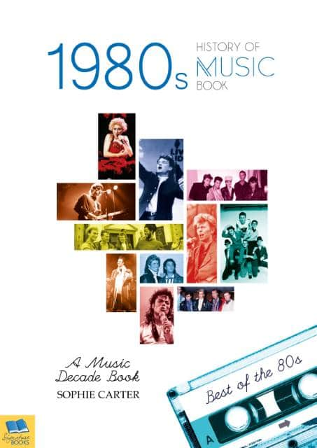 music history of the 1980s book