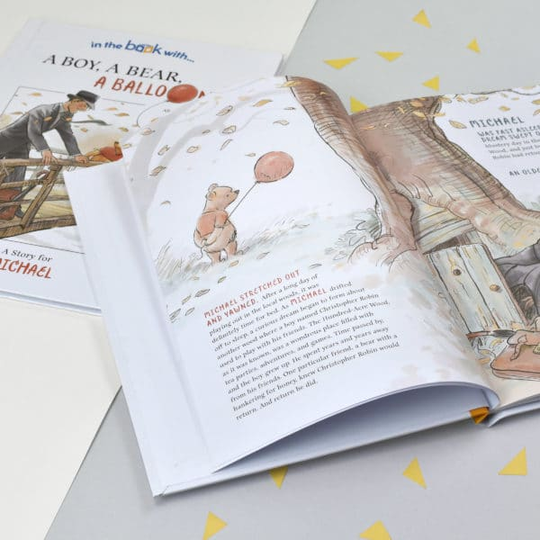 Christopher robin book