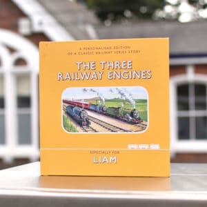 The Three Railway Engines Book