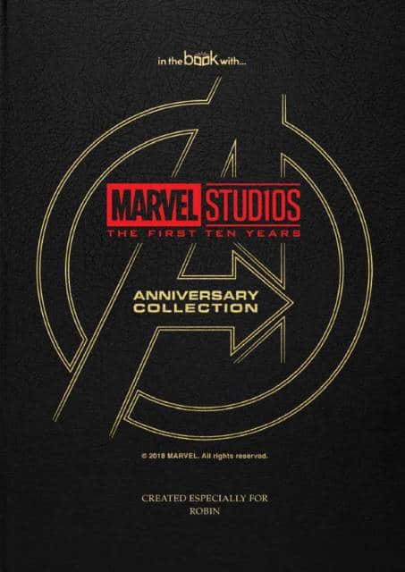 Marvel's the Avengers storybook