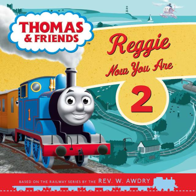 Personalised Thomas Birthday Book