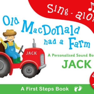 Old Macdonald Musical board book