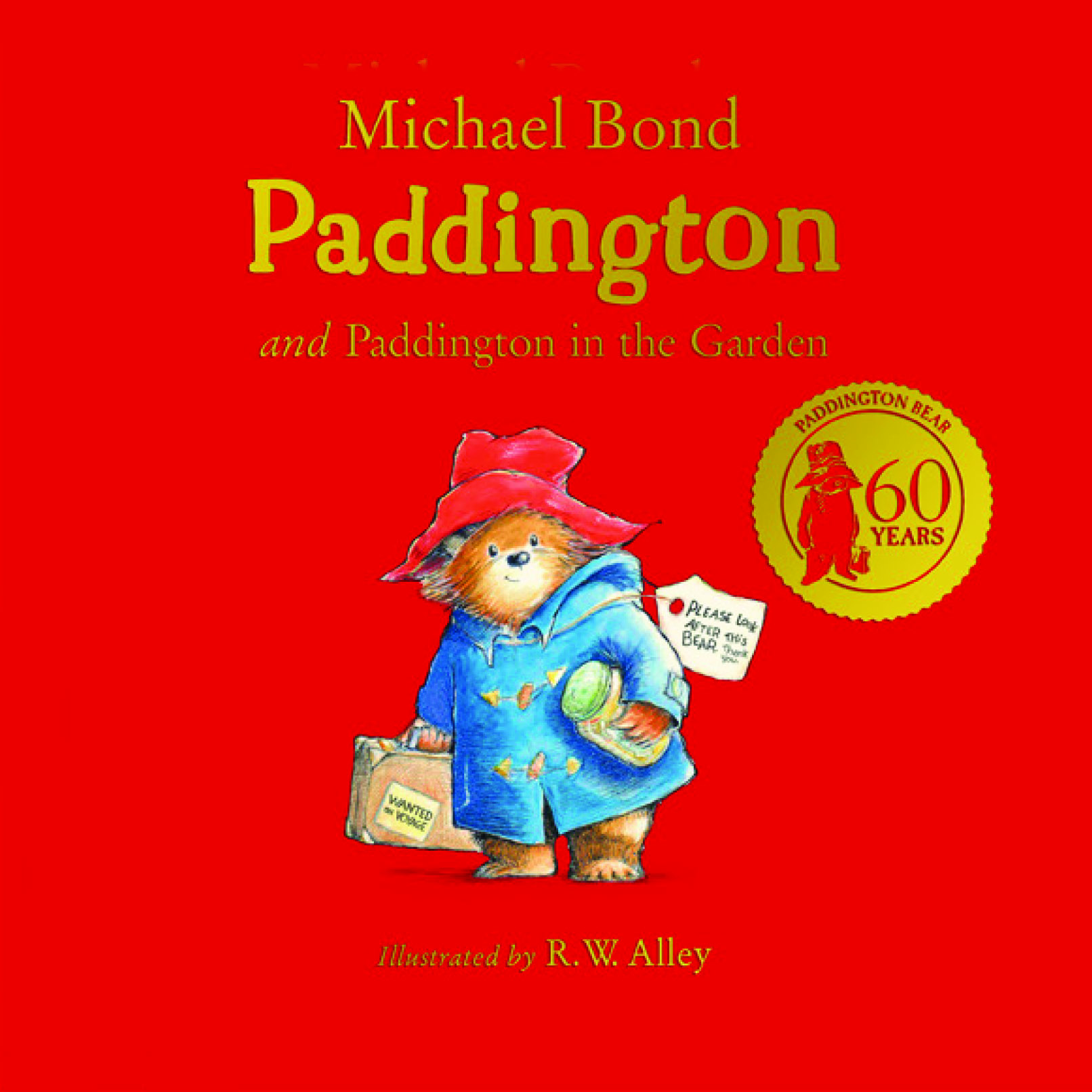 paddington bear book