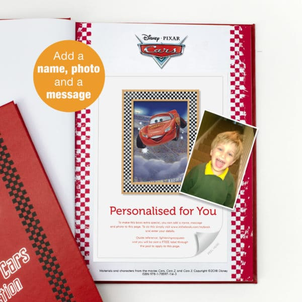 Ultimate Disney Cars collection book