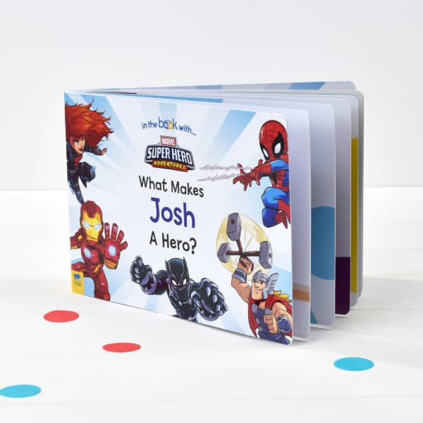 Marvel Superhero Board Book