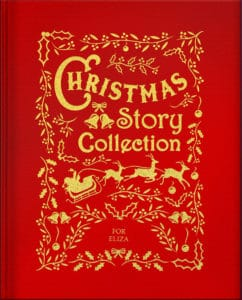 Christmas Collection Personalised book