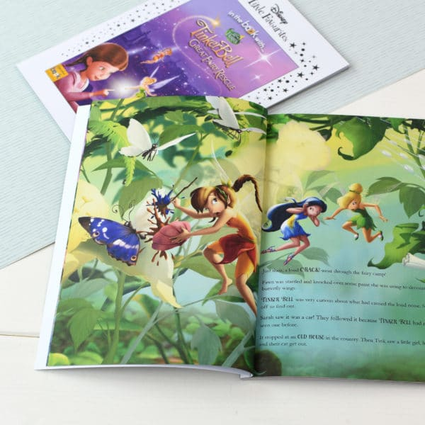Disney Little Favourites Tinkerbell Fairies book