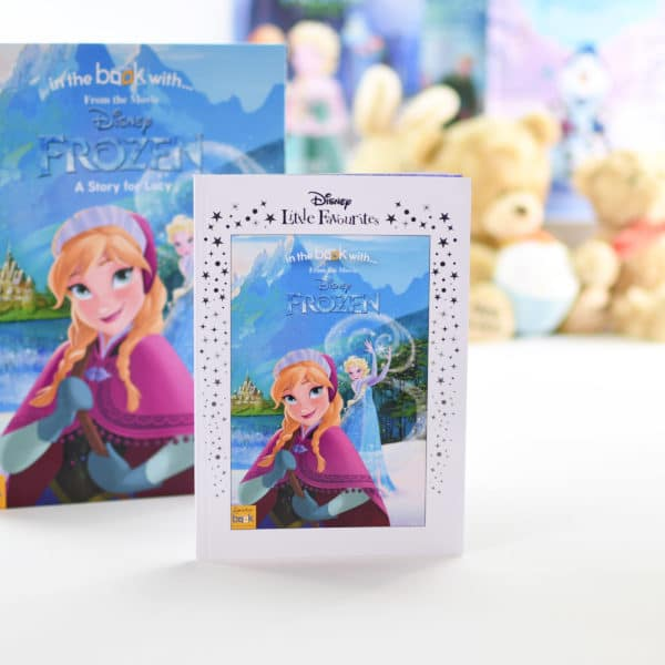 Frozen Personalised Disney Book