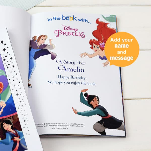 Disney Princess Tales of Bravery favourites