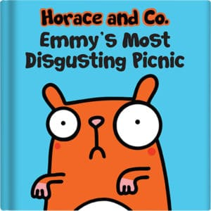 Disgusted Hamster Book