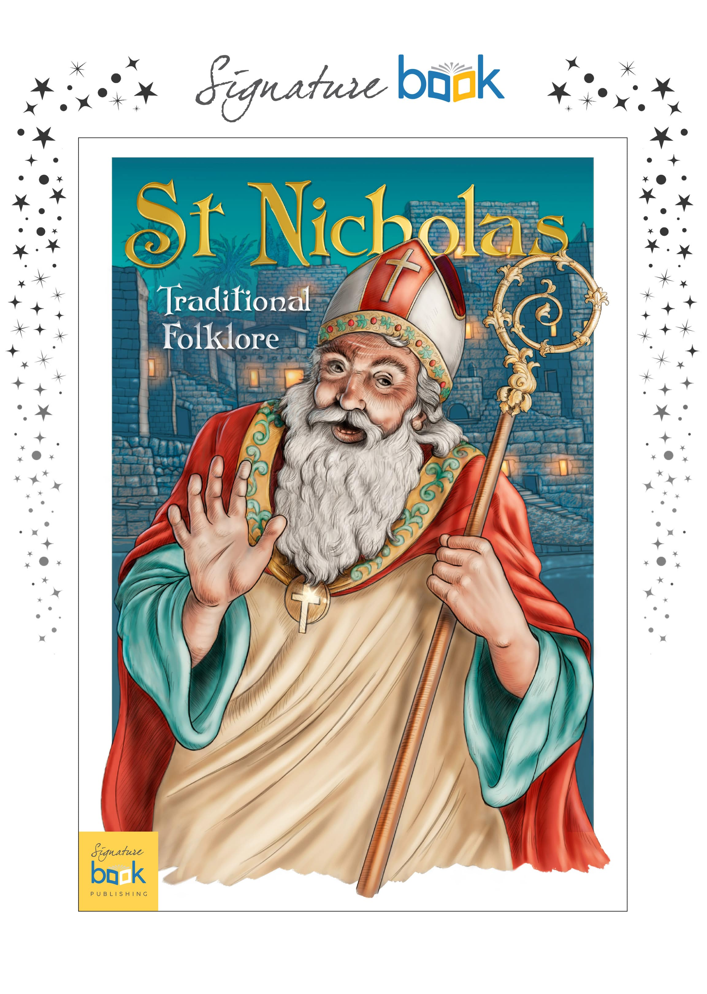 St Nicholas Book Little Favourite