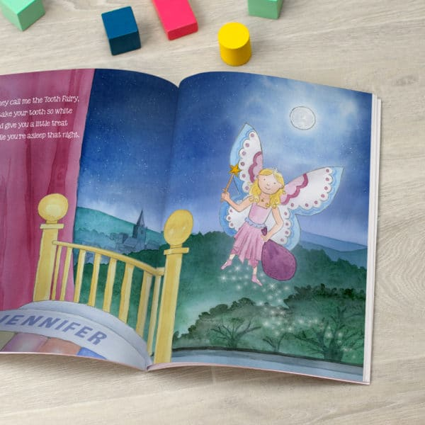 Tooth Fairy Story Little Favourites Book