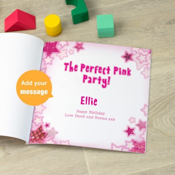 Pink Party Book