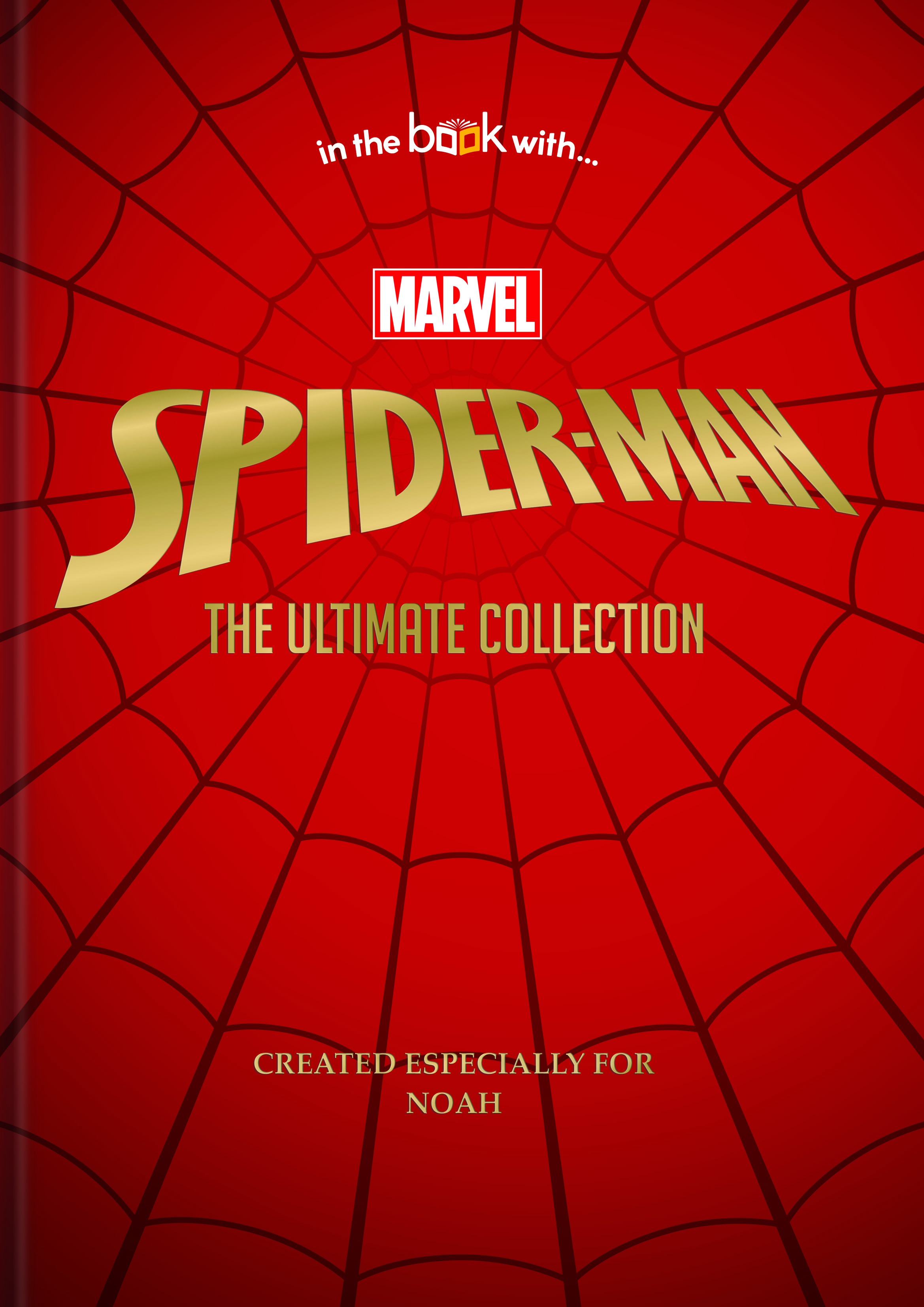 spiderman collection cover