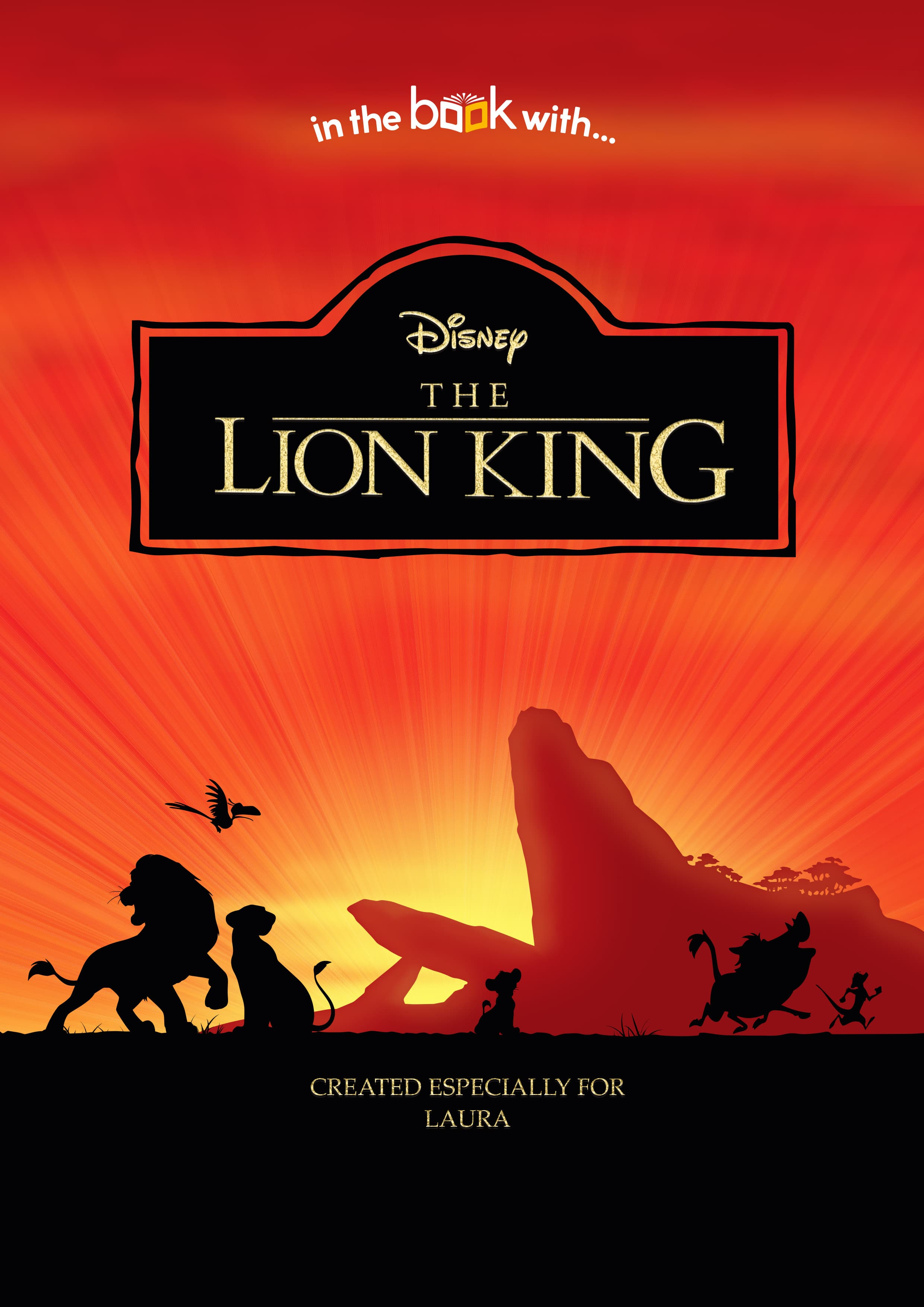 product cover lion king