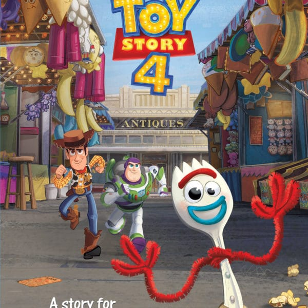 toy story four cover image