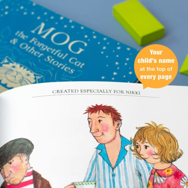 Mog Collection Book